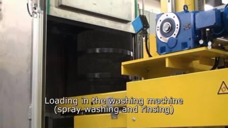 瑞士索罗瑞士自动热处理生产线(2) - SOLO Swiss Automatic Heat Treatment Line (2)