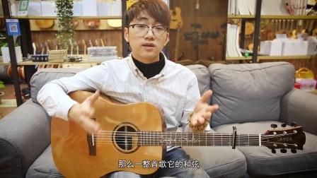 13《后来》蓝莓吉他吉他教程入门弹唱教学