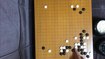 【罡哥围棋】谁下的?