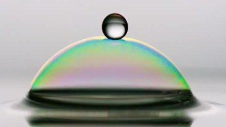 高速摄像机揭秘肥皂泡现象