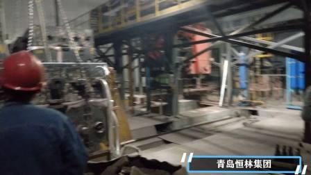 青岛恒林集团 :V法造型线运行视频 (1)