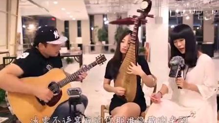 妙手杏林精选歌曲  追梦人  附字幕  三人组合 好听 好看