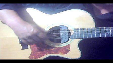 吉他指弹  车站