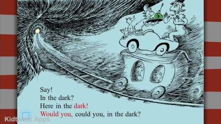 Official Dr. Seuss Green Eggs and Ham Read Aloud Book