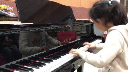 《快乐的女战士》演奏者:李子霖【飞翔琴行-音乐教育中心】