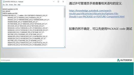 """""""注册与就绪""""-24  20180412-使用选项文件控制多(人)用户许可访问2"""