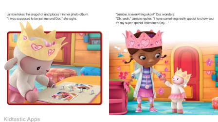 My Huggy Valentine Doc McStuffins Full Episode Book HD By Disney
