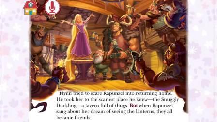 Tangled Full Movie HD English Disney Book - Rapunzel