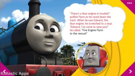 Thomas and Friends Episodes - Fire Engine Flynn