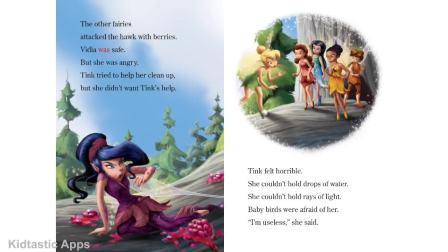 Tinkerbell Full Movie Book - Disney Fairies