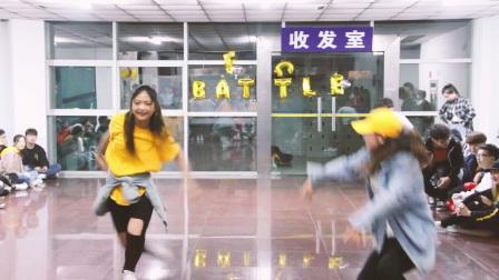 成宏兰solo  南通大学F.C街舞联盟2018Battle