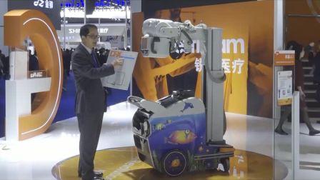 CARESTREAM DRX-Revolution 移动式摄影X射线机