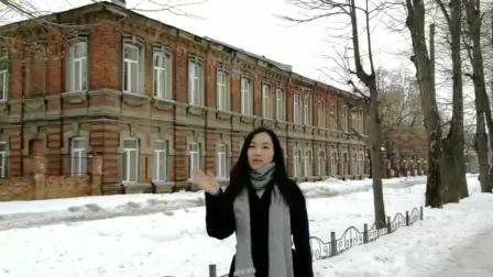 参赛队员介绍 Мы шагаем по Москве(上外)