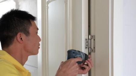 本地安装  木门安装
