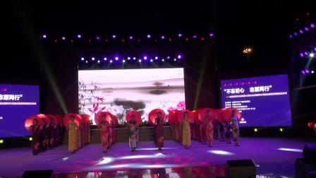 旗袍秀《中华情》 表演者:东莞市旗袍文化艺术协会