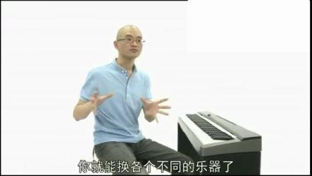 电子琴教程初学者 钢琴30天速成 钢琴零基础培训