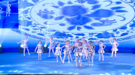 师讯网儿童舞蹈2018《茶壶嘟嘟》_