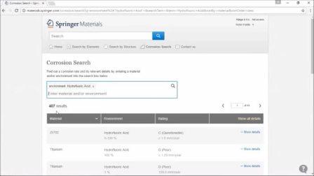 SpringerMaterials 使用指南