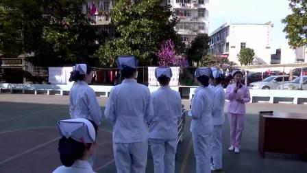 桃源县人民医院—护士礼仪培训