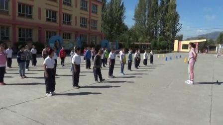 《快乐的律操》优质课(人教版体育与健康小学二年级,马萍萍)