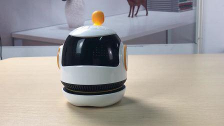 酷比魔方人工智能早教机器人 泡泡语音分析  语意分析 家庭陪护机器人