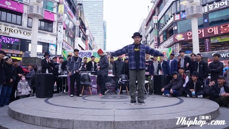 【vhiphop.com】Popbong, Zinwon, Hozin – Game Changer vol.4 裁判表演