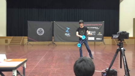 All Japan Diabolo Competition 2018 2diabolo bearing 1st