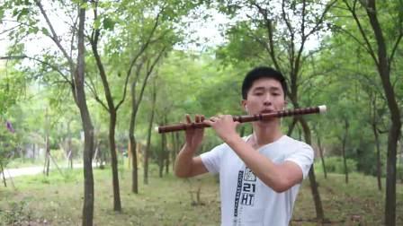 灞桥柳-竹笛演奏