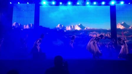 七中嘉祥外国语学校 校舞蹈队《天浴》