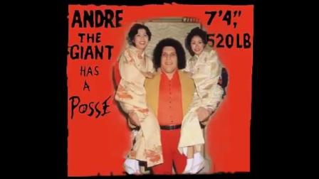 NJPW-AJPW :  Andre The Giant 出场音乐
