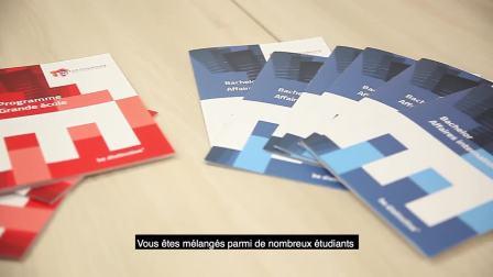 STRASBOURG-International students