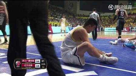 CBA4月20日辽宁vs广夏