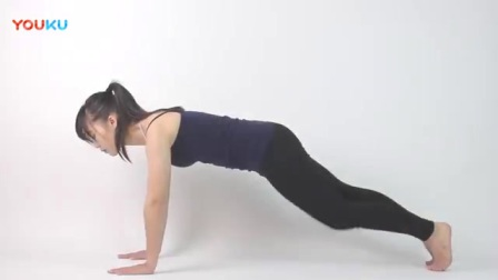 美女健身 每天花1分钟轻松瘦身 - 平板式_标清