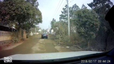 2018年春节随车影像