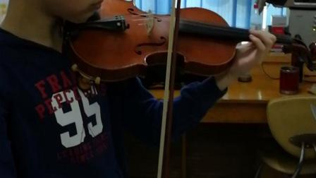 学生演奏的随想曲Op35No22顿特