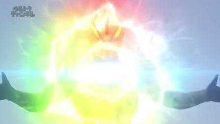 欧布奥特曼英雄传 第15话 圣剑复活 觉醒!欧布原生 05 银河之光,召唤着我!欧布原生经典语录 欧布原生VS杰庞顿