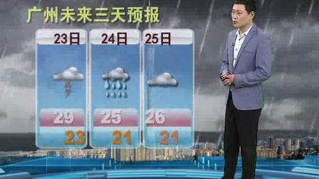 20180422广东卫视天气预报