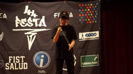 FESTA FreeStyle Contest vol 29 [2018.04] - 3rd - Kenta Kushiro