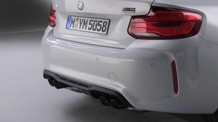 全新BMW M2 Competition-