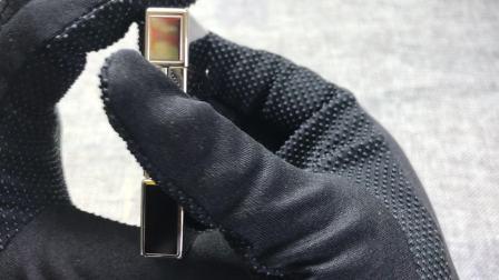 S.T.Dupont法国都彭 L2系列黑色中国漆镀钯金朗声金属打火机