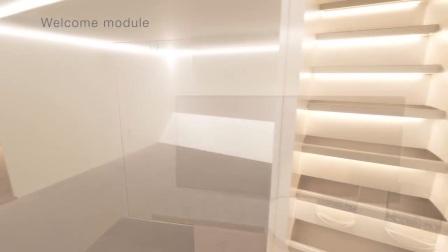 空客与卓达宇航联合研发全新货舱卧铺模块