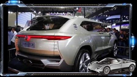 最霸气的国产SUV,车长5米2,2.0T配四驱仅20万
