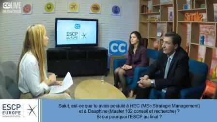 ESCP Europe - Mastère Spécialisé Stratégie, Conseil et Organisation