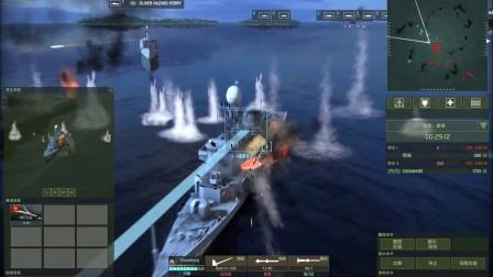 人民海军生日快乐 骄傲并祝福-《战争游戏红龙》