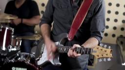 【SooMusic】Rob, Paul, & Derrick of Jamiroquai jam with the PRS Silver Sky 1