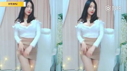 韩国美女主播河媛舞蹈表演,包含《Shivers》等