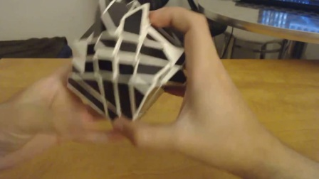 4x4x4 Ghost Cube solve (17 minutes 21 seconds)