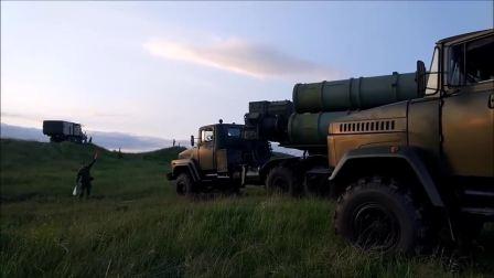 """俄罗斯S400 VS 美""""战斧""""巡航导弹"""