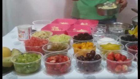 水果捞视频的做法大全-酸奶水果捞制作过程教学_标0