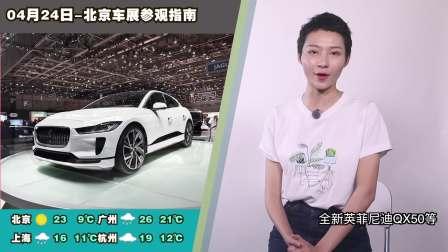 早安汽车 | 04月24日-北京车展参观指南&WEY P8上市